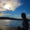 Bilder från Garnsviksbadet