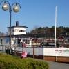 Bilder från Glassbåten i Åhus