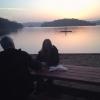 Bilder från Gingsjön