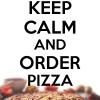 Hitta lugnet i lunchstressen - med en nygräddad pizza...