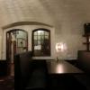 Interiörbild från Restaurang Kinamuren på Drottninggatan i Örebro.