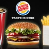 Bilder från Burger King Västerleden