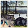 Bilder från Götarpssjön