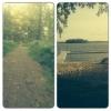 Bilder från Näsenbadet, Hallbosjön