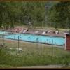 Bilder från Hammarstrands badplats Indalsä
