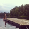 Bilder från Hinnerydssjön