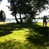Bilder från Hjortsjön