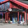 Restaurang Svalan i Brunnsparken i Örebro.