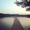 Bilder från Hultasjöns badplats