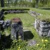 Bilder från Lilla Bjurums kyrkoruin