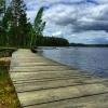 Bilder från Strömbergshyttan, Hyllsjön