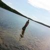 Bilder från Häggsåssjön