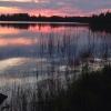 Bilder från Häljanäs badplats