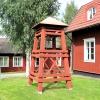 Bilder från Stiftsgårdens kapell i Skellefteå
