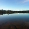 Bilder från Kåsjön - Nya barnstranden