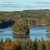 Bilder från Hammarbackens Skogskafé