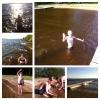 Bilder från Korsholmen, Ivösjön