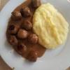Dagens lunch, vuxenportion för 95 kr