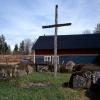 Bilder från Mussla kyrkoruin