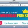 Bilder från Hamburgarprinsen i Fagersjö