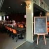 Restaurang Rosängen i Örebro.
