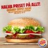 Bilder från Burger King Gränby