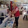 Bilder från Röda Korset Kupan