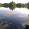 Bilder från Karlsby badplats