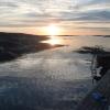 Bilder från Mollösunds badplats, Kattevik