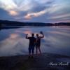 Bilder från Kisasjön