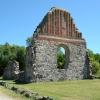 Bilder från Sankta Gertruds kapellruin
