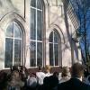 Bilder från Ceciliakyrkan