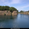 Bilder från Knivsåsens stenbrott (Dalby stenbrott)