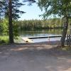 Bilder från Korssjöns badplats