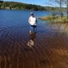Bilder från Krigsbysjön