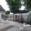 Hotell Slitebaden - uteserveringen