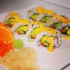 Bilder från YO! Sushi och Café