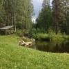 Bilder från Likenäs, Kvarndammen
