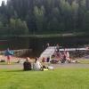 Bilder från Kypesjöns badplats, Borås