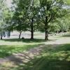 Bilder från Odensvi, Kyrksjön