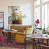 Galleri och café  i avslappnad och skön miljö. Hembakat och olika kaffesorter som latte, espresso...