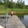 Bilder från Lilla Bandsjön