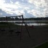 Bilder från Lilla Les badplats