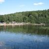 Bilder från Långa Stamsjön