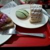 Bilder från Soldathemmets Café