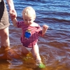 Bilder från Loppholmen, Lindesjön