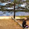 Bilder från Långasjön