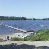 Bilder från Campingbadet, Magsjön