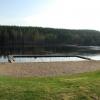 Bilder från Masugnsdammen i Åmot