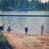Bilder från Mollsjön